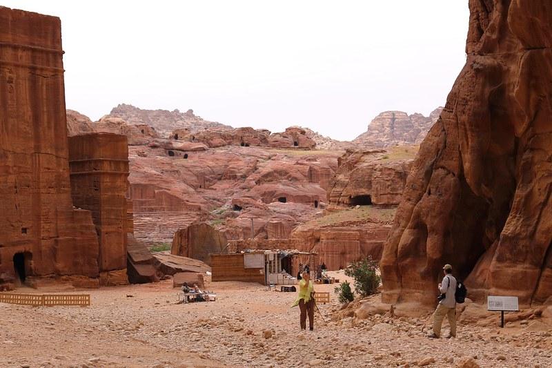 Petra alussa
