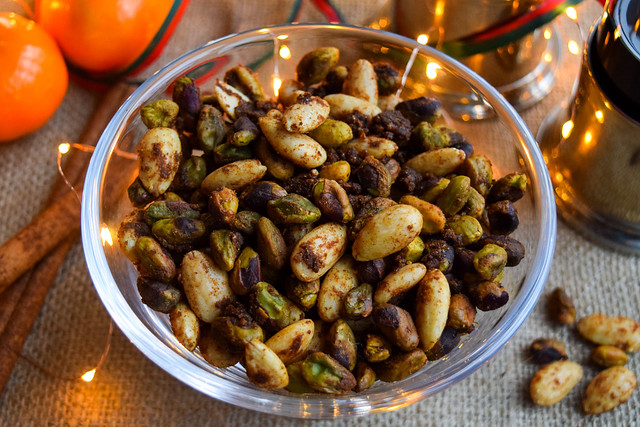 How To Spice Nuts