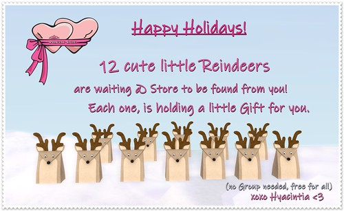 .Princess Stuff.12Reindeergifts