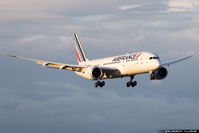 Air France Boeing 787-9 Dreamliner cn 38772 / 634 F-HRBE