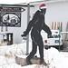 Sasquatch Santa