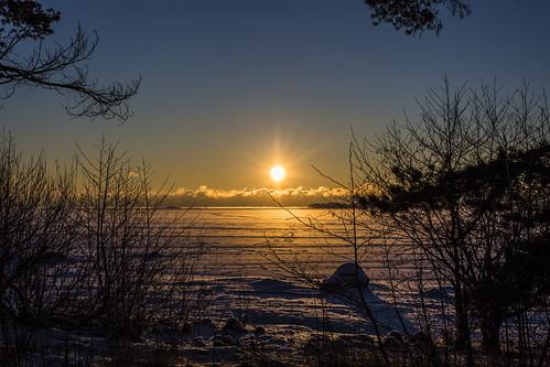 canon6d landscape nature outdoors outside sun sunrise espoo finland