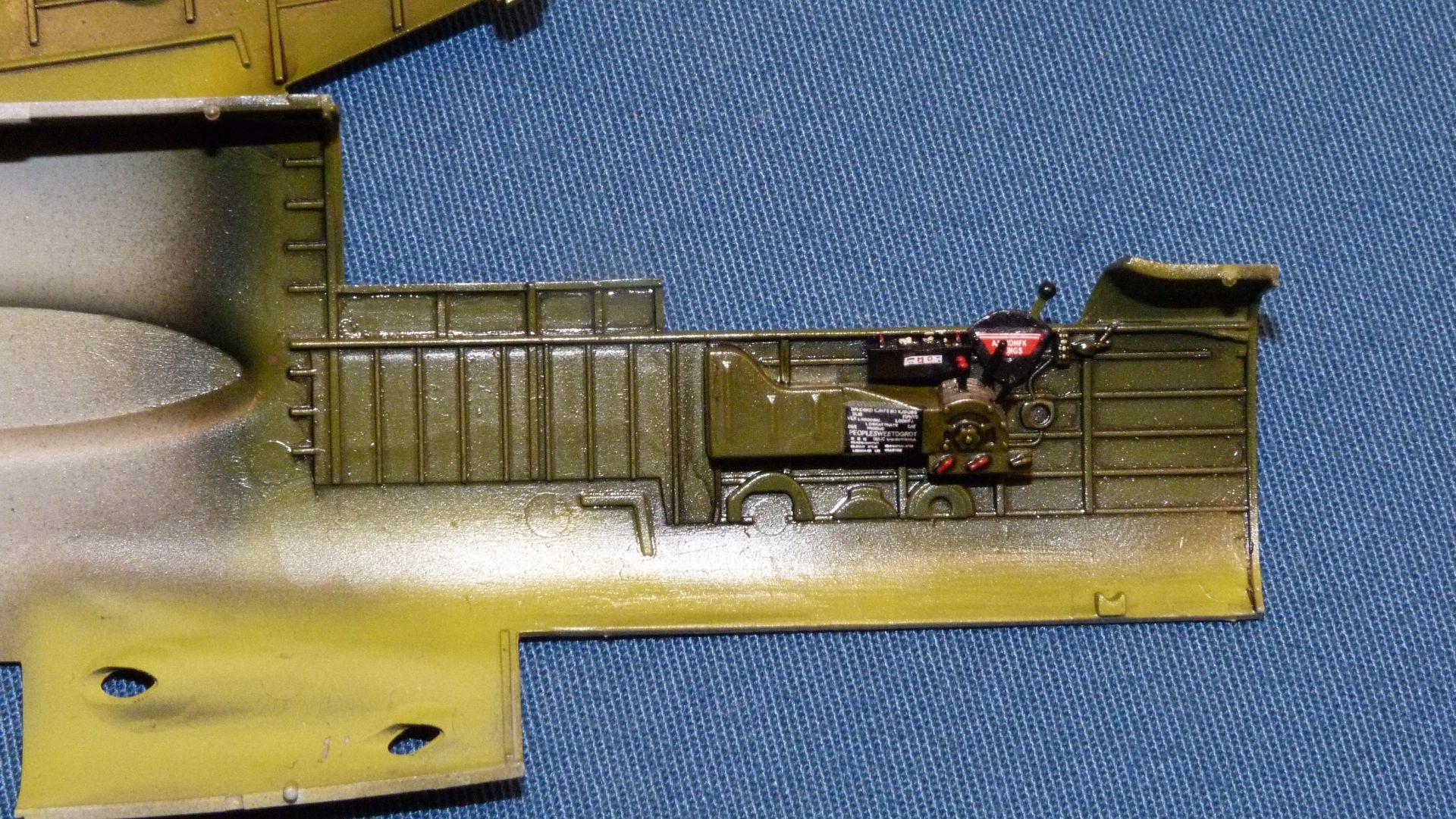 GWH P-61A-5 1/48. Let's paint it black! - Sida 6 49254430778_b42bed54a1_o