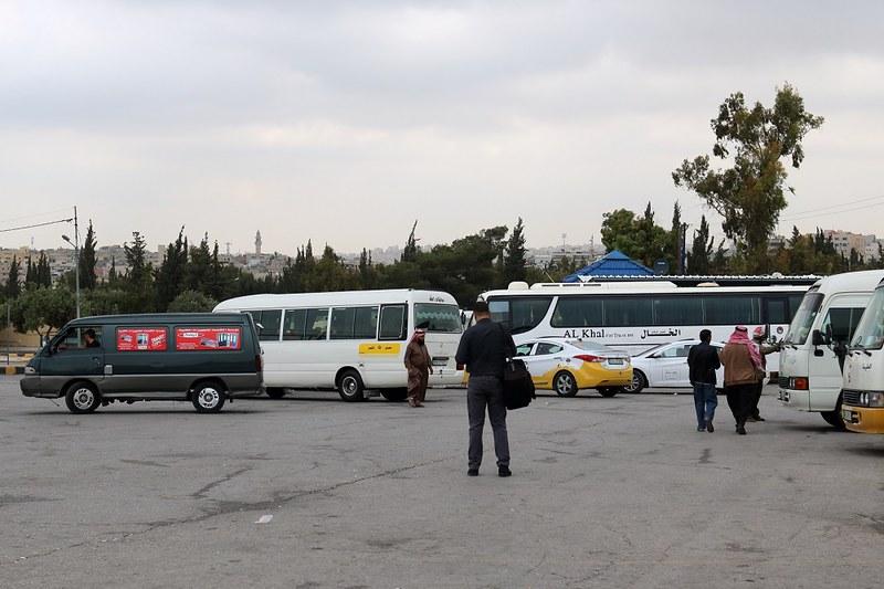 Amman, Mujemma Al-Janobi station