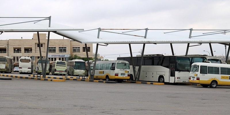Amman, Mujemma Al-Janobi station 2