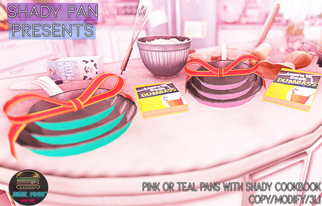 Junk Food - Shady Pans Present AD