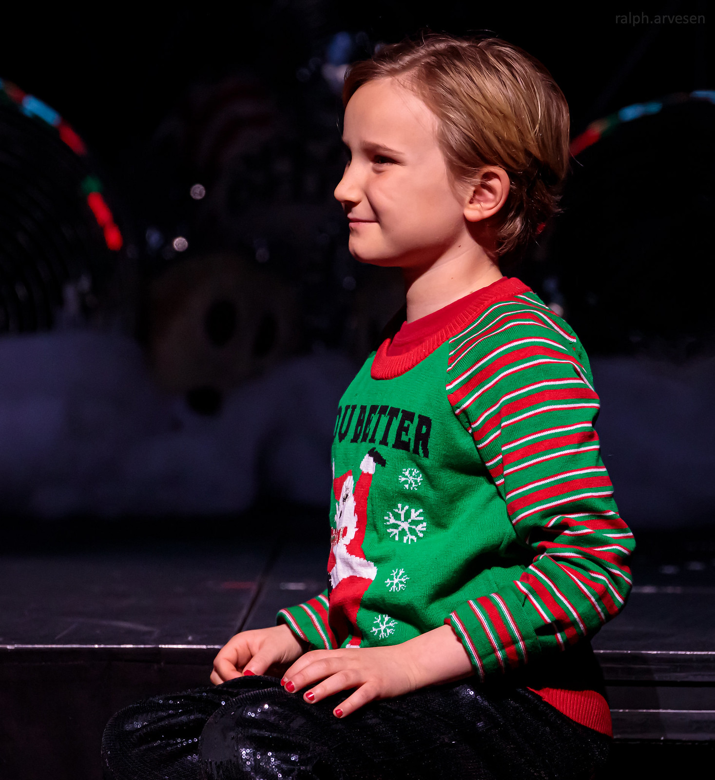 A Drag Queen Christmas   Texas Review   Ralph Arvesen