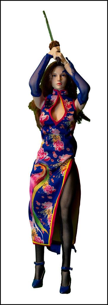 Phicen - Chinese Dresses 49254837293_42f92b50b3_b