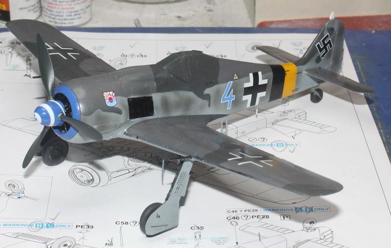 Focke-Wulf Fw. 190A-8, Eduard 1/48 (Kollobygge II) - Sida 3 49254875797_59158d1d85_c