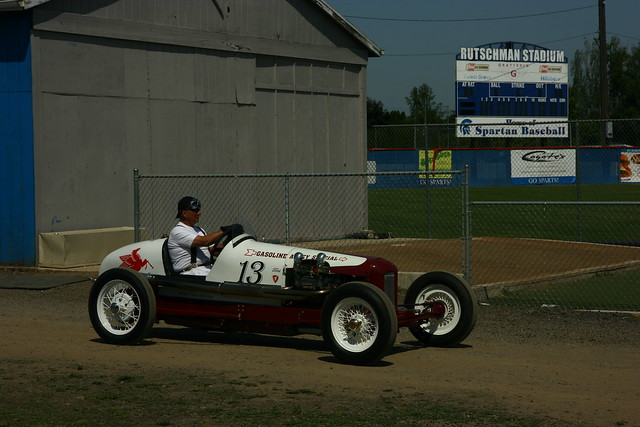 1928 Ford Model A Indy 500 Racer