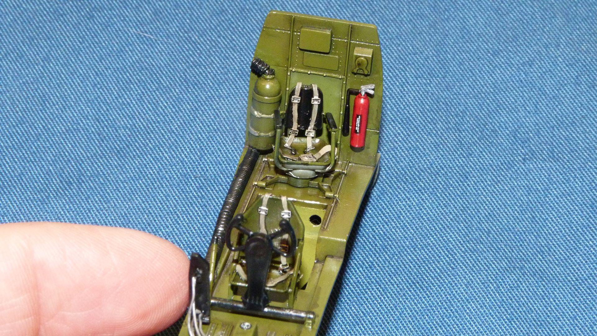GWH P-61A-5 1/48. Let's paint it black! - Sida 6 49255104522_e690ac15b5_o