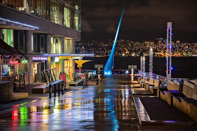 Wet Coast 💧☔ Vancouver, BC