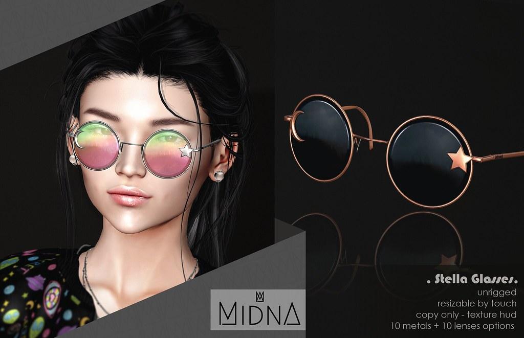 Midna – Stella glasses