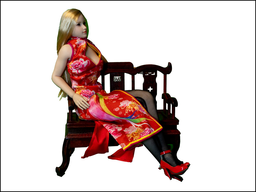 Phicen - Chinese Dresses 49255320381_6d3218bacd_b