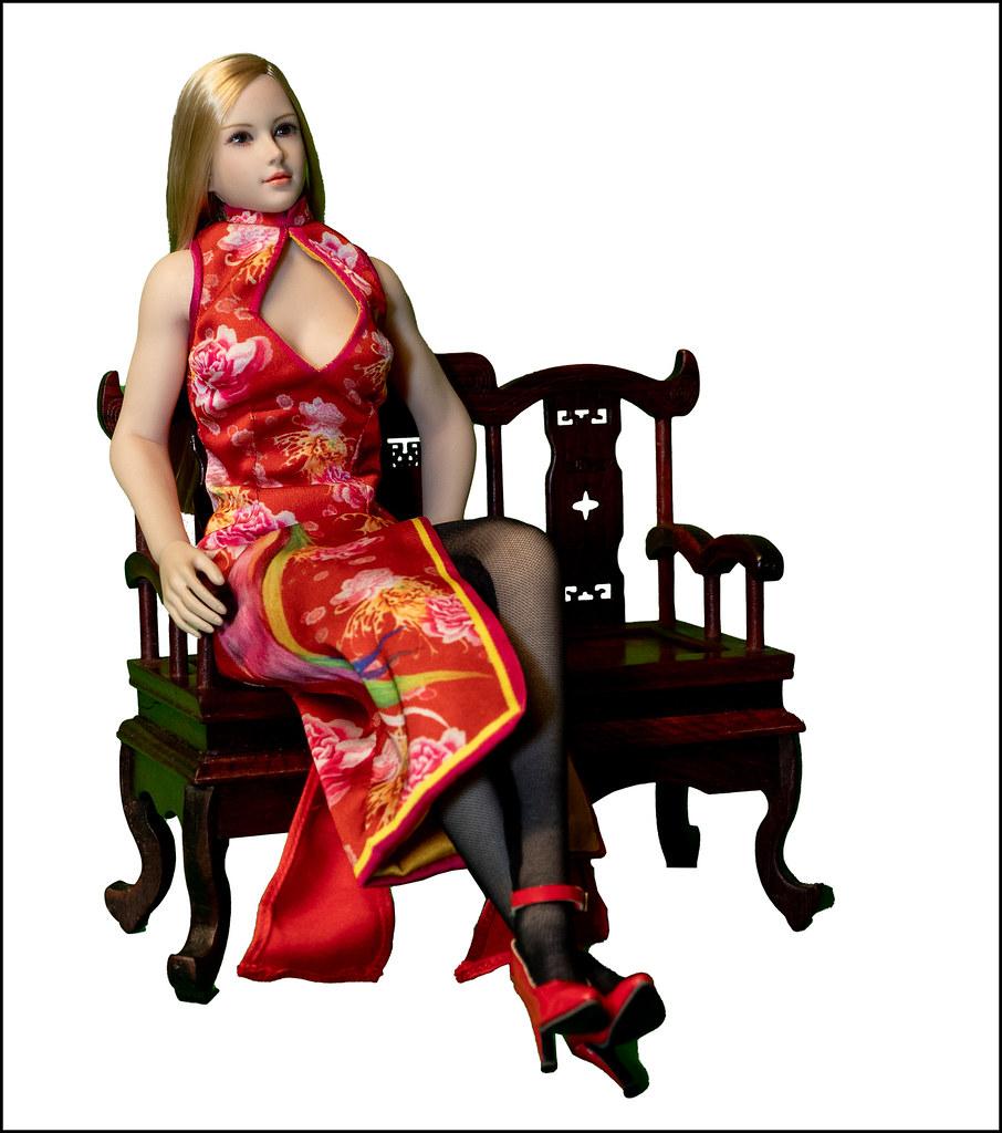 Phicen - Chinese Dresses 49255320461_8bd10d0258_b