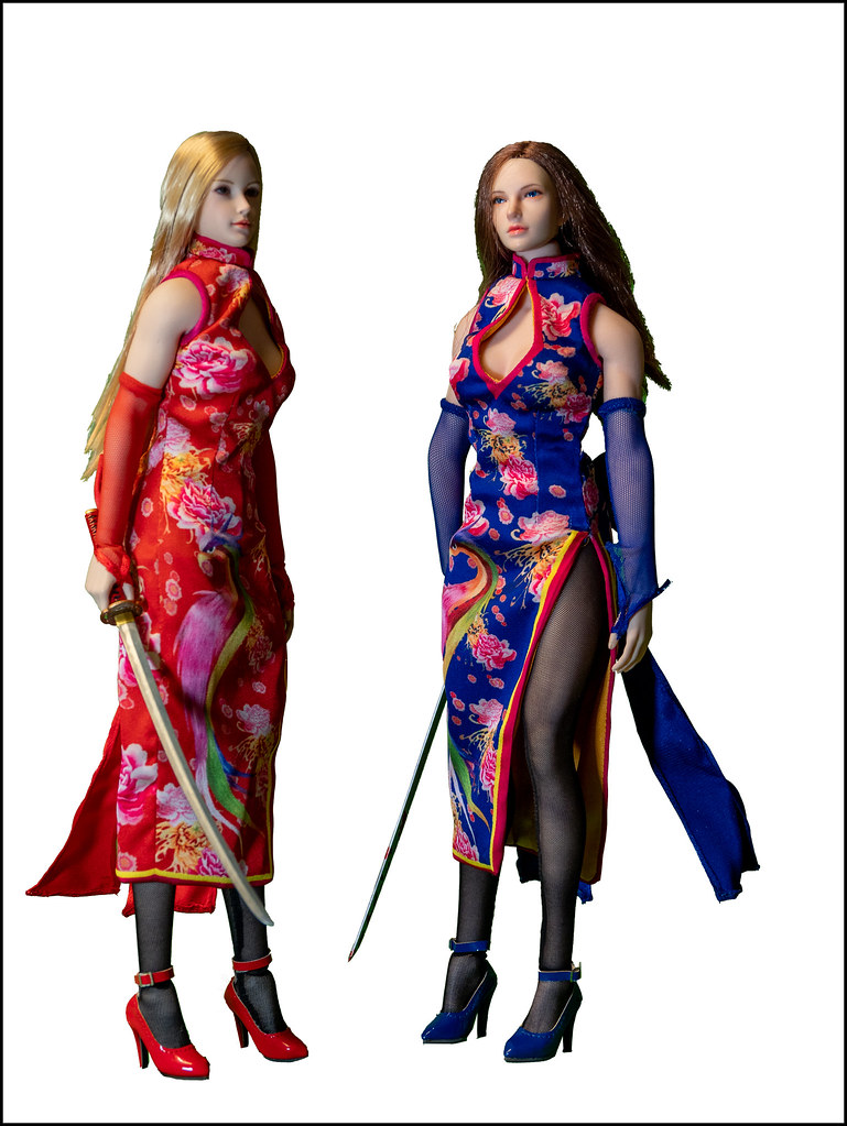 Phicen - Chinese Dresses 49255320546_db7d99cc58_b