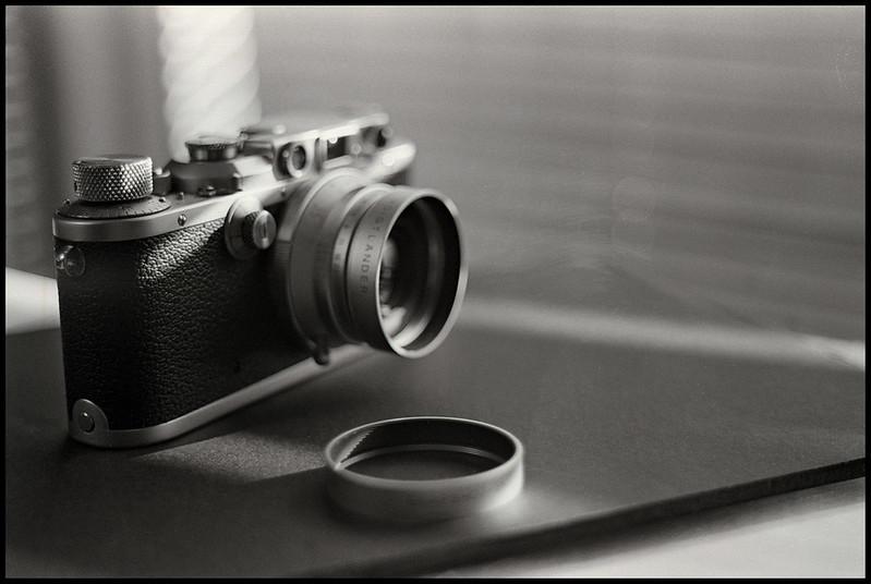 Leica iiia vs Leica iiig!