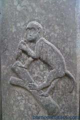 AUTHENTIC ANTIQUE DAYAK carved PANEL / DOOR Sculpture Image Icon Tribal Interior Borneo