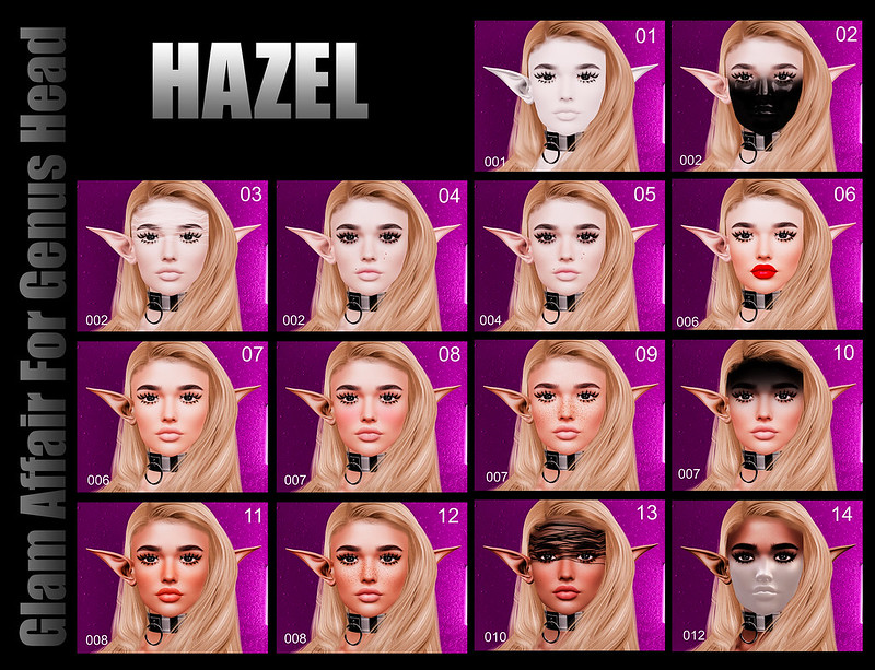 Glam Affair - Hazel