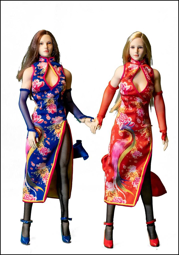 Phicen - Chinese Dresses 49255512952_b11b8f85c2_b