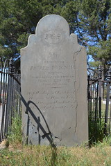 James Knipe gravestone
