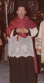 Don Vito Ingellis da giovane