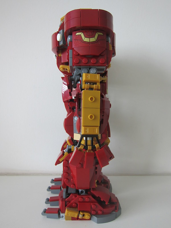LEGO The Hulkbuster: Ultron Edition 76105 - Right