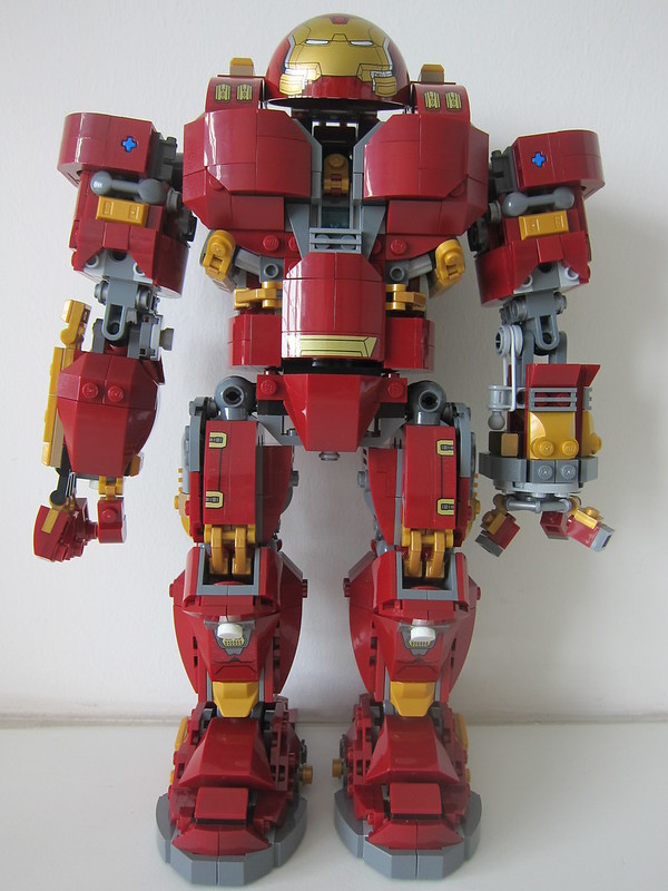 LEGO The Hulkbuster: Ultron Edition 76105 - Front