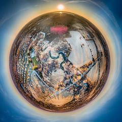 Atkins Olson Memorial Park Little Planet