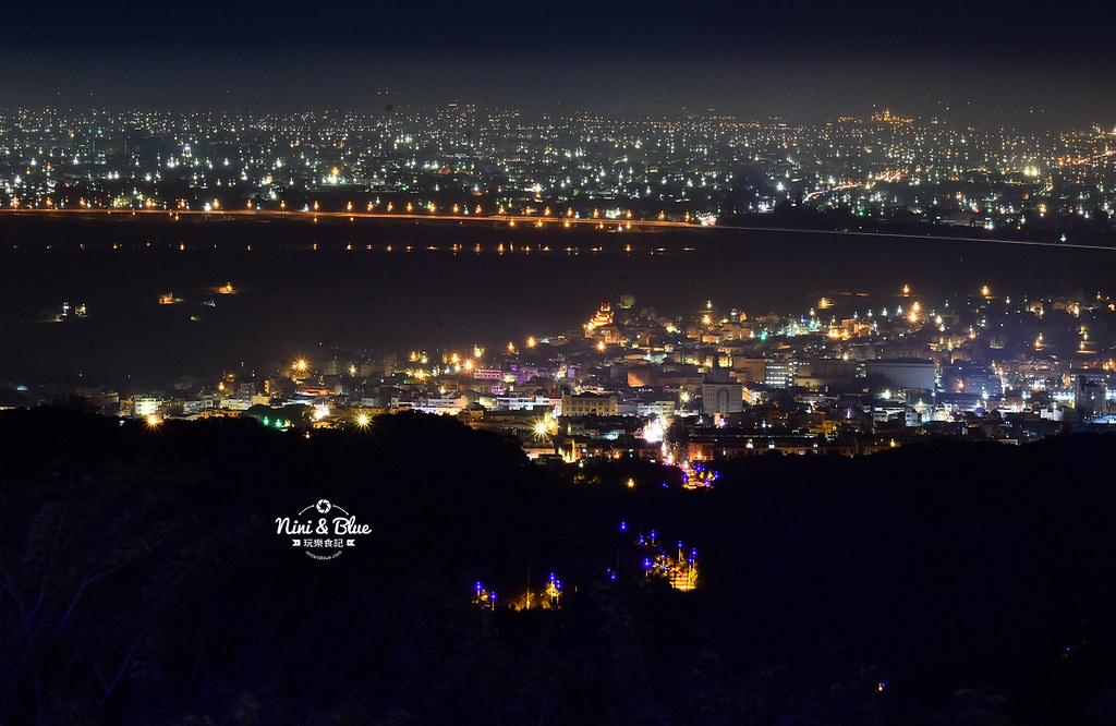 萬里嵐 台中萬里長城登山步道 藍色公路 夜景景觀餐廳 43
