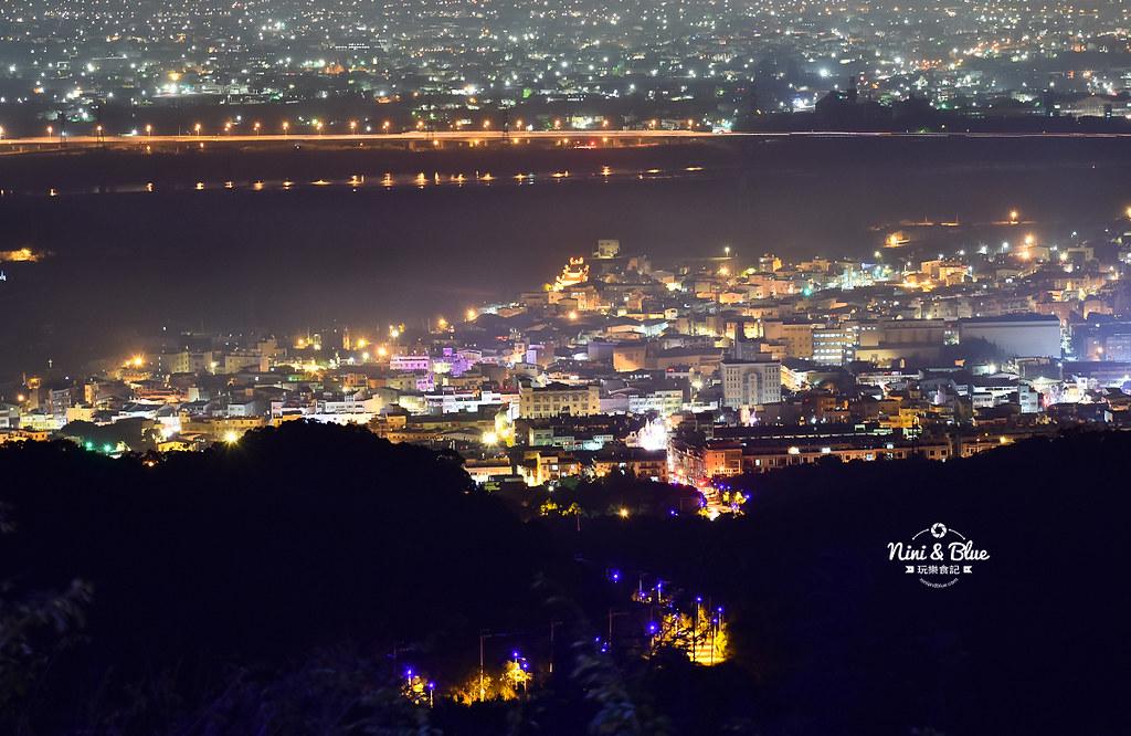 萬里嵐 台中萬里長城登山步道 藍色公路 夜景景觀餐廳 41
