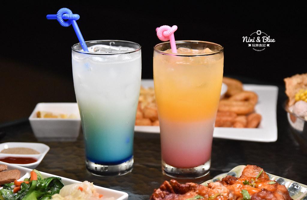 萬里嵐 台中萬里長城登山步道 藍色公路 夜景景觀餐廳 32