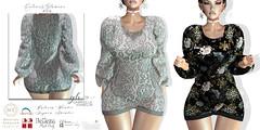 Winter Valeria Sequins - Glamour Edition