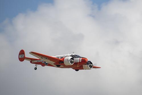 USMC Twin Beech 7185