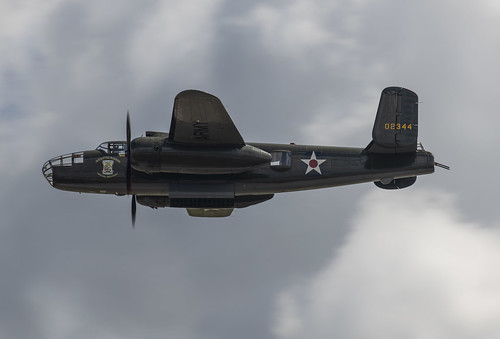 North American B-25 Special Delivery
