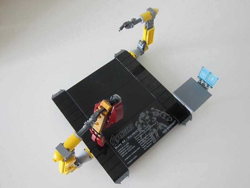 LEGO The Hulkbuster: Ultron Edition 76105 - Bag 9