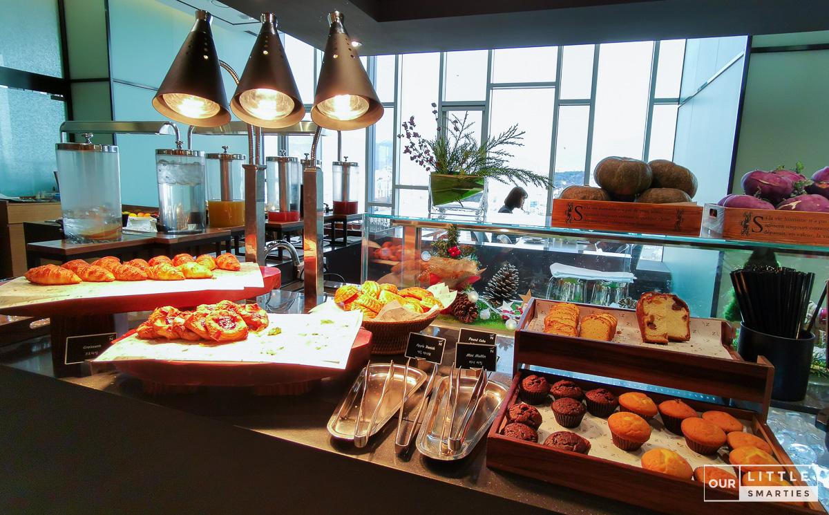 Novotel Ambassador Seoul Dongdaemun Breakfast