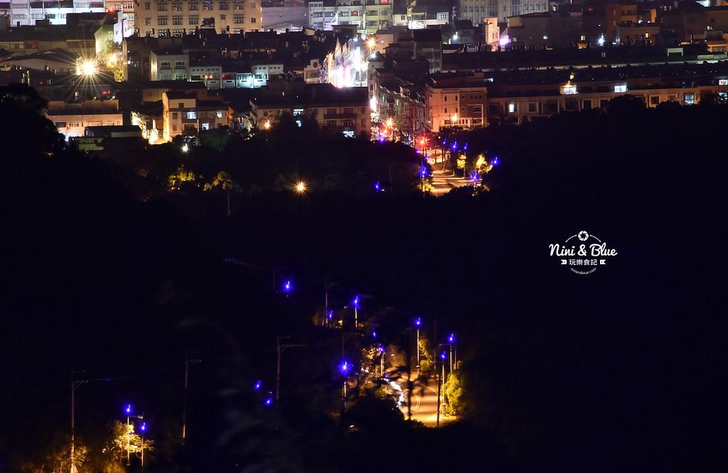 萬里嵐 台中萬里長城登山步道 藍色公路 夜景景觀餐廳 42