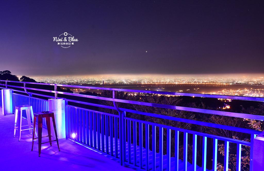 萬里嵐 台中萬里長城登山步道 藍色公路 夜景景觀餐廳 40
