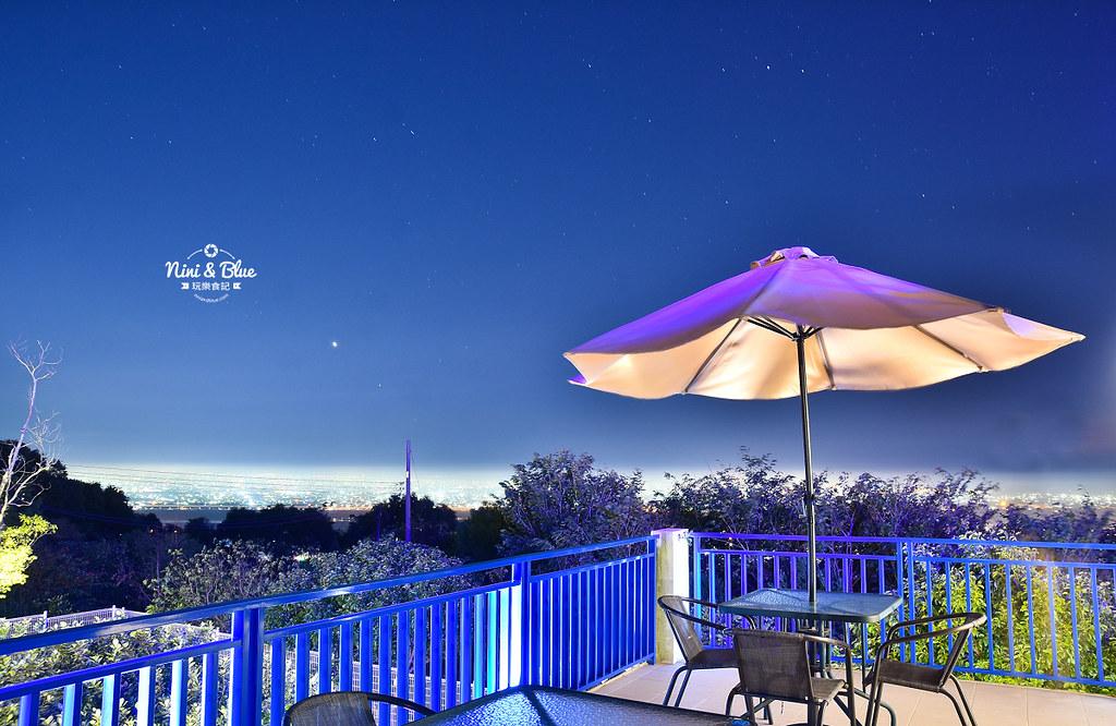 萬里嵐 台中萬里長城登山步道 藍色公路 夜景景觀餐廳 38