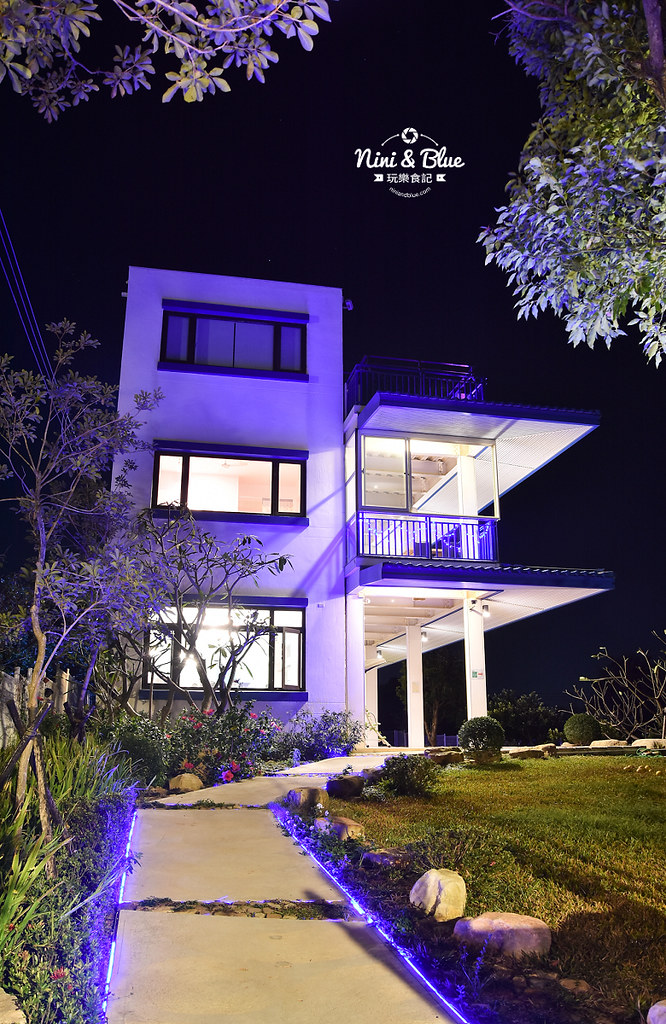 萬里嵐 台中萬里長城登山步道 藍色公路 夜景景觀餐廳 37