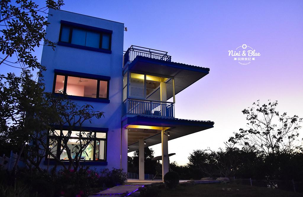 萬里嵐 台中萬里長城登山步道 藍色公路 夜景景觀餐廳 29