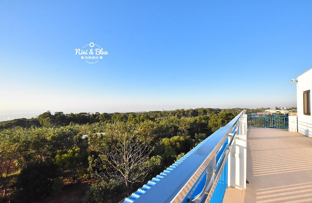 萬里嵐 台中萬里長城登山步道 藍色公路 夜景景觀餐廳 14