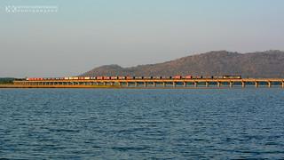 CSR 5118 at Pa Sak Jolasid Dam