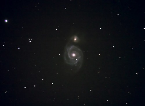 M51_Whirlpool Galaxy (M51)_filtered | by John Pombrio
