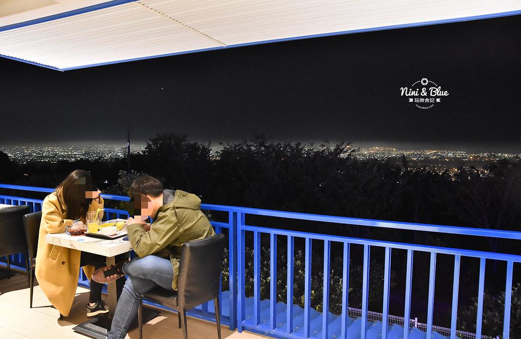 萬里嵐 台中萬里長城登山步道 藍色公路 夜景景觀餐廳 39