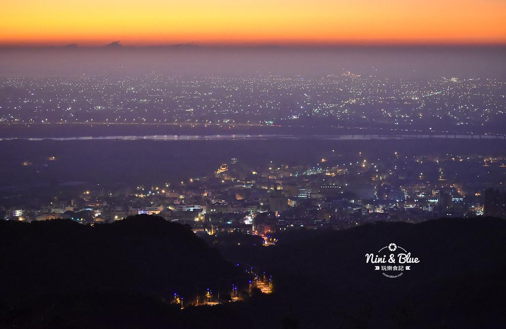 萬里嵐 台中萬里長城登山步道 藍色公路 夜景景觀餐廳 31