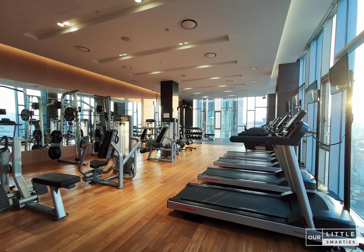 Novotel Ambassador Seoul Dongdaemun Fitness Center