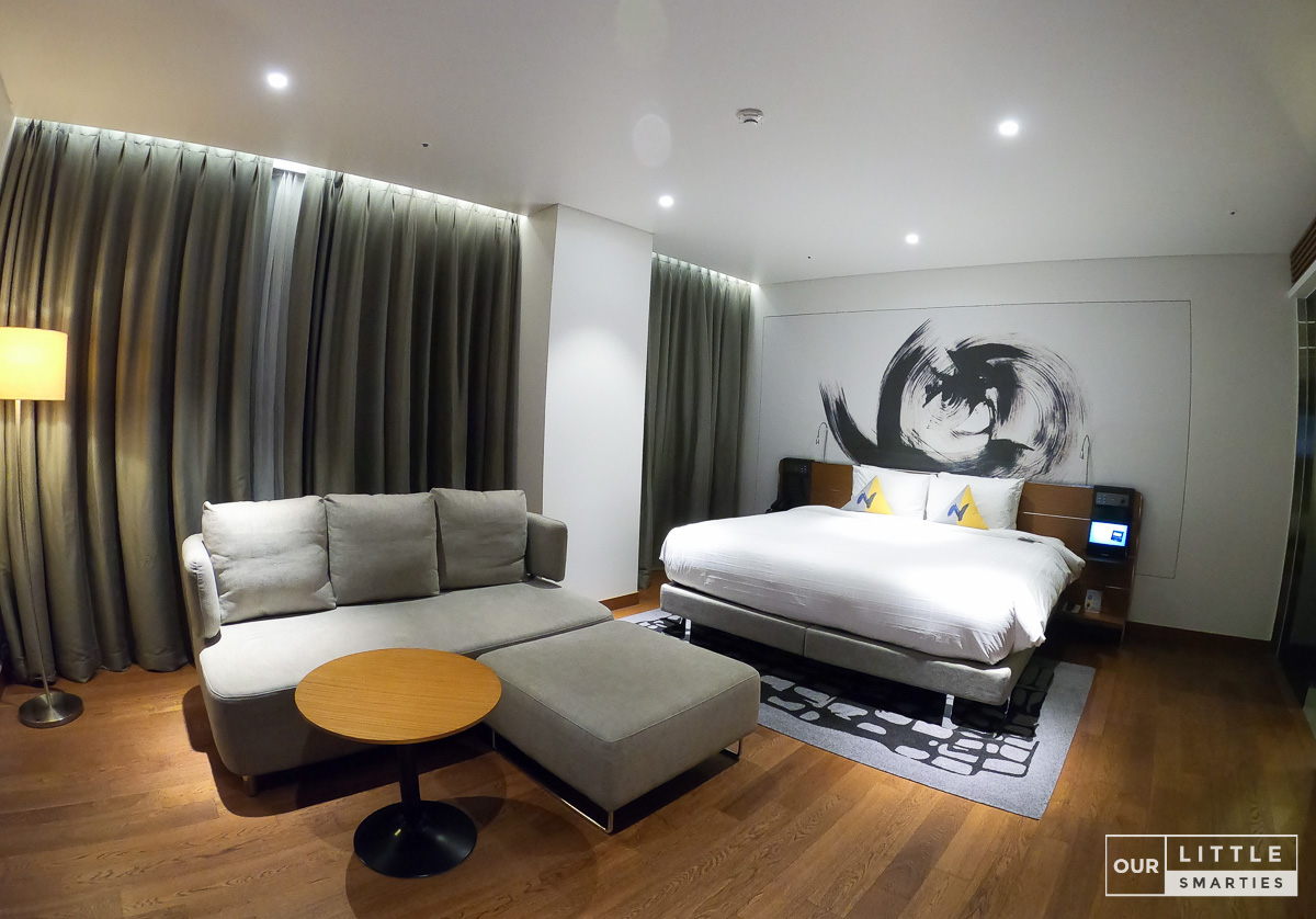 Novotel Ambassador Seoul Dongdaemun Hotels and Residences