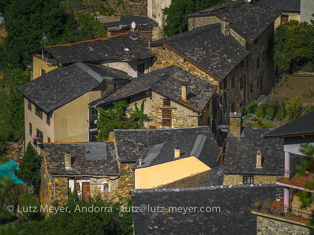 Andorra rural history: Engordany, Andorra center, Andorra